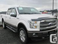 Make Ford Model F-150 Year 2016 Colour White kms 61667