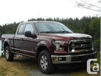 Make Ford Model F-150 Year 2016 Colour Red kms 28002