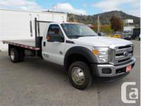 Make Ford Model F-550 Super Duty DRW Year 2016 Colour