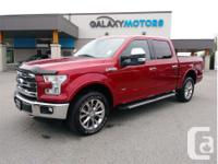 Make Ford Model F-150 Year 2016 Colour Red kms 56653