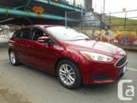 Make Ford Model Focus Year 2016 Colour red kms 23120