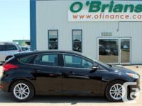 Make Ford Model Focus Year 2016 Colour Black kms 8258