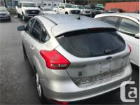 Make Ford Model Focus Year 2016 Colour Silver kms