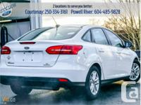 Make Ford Model Focus Year 2016 Colour White kms 6874