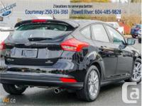 Make Ford Model Focus Year 2016 Colour Black kms 27058