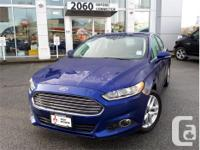 Make Ford Model Fusion Year 2016 Colour Blue kms 17039