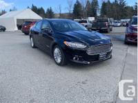 Make Ford Model Fusion Year 2016 Colour Black kms