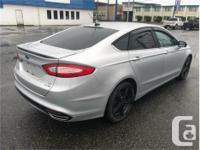 Make Ford Model Fusion Year 2016 Colour Silver kms