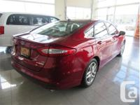 Make Ford Model Fusion Year 2016 Colour Red kms 56596