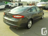 Make Ford Model Fusion Year 2016 Colour Grey kms 56077