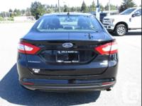 Make Ford Model Fusion Year 2016 Colour Shadow Black