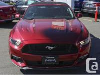 Make Ford Model Mustang Year 2016 Colour Red kms 18800
