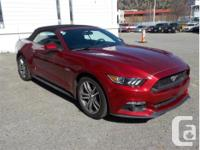 Make Ford Model Mustang Year 2016 Colour Red kms 15724