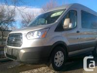 Make Ford Model Transit Van Year 2016 Colour Silver