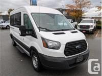 Make Ford Model Transit Wagon Year 2016 Colour White