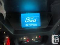 Make Ford Year 2016 Colour White kms 47919 Trans