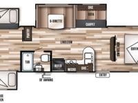 Description: Rear Bunk House40 Gal Freshwater54 Gal