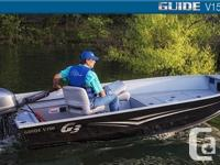 A popular all season boat for the avid outdoorsman, the