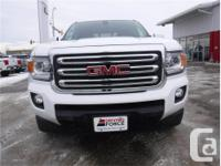 Make GMC Model Canyon Year 2016 Colour White kms 18059