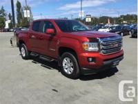 Make GMC Model Canyon Year 2016 Colour Red kms 52274