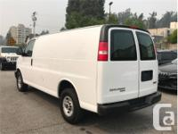 Make GMC Model Savana Cargo Van Year 2016 Colour White