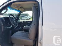 Make GMC Model Savana Cargo Van Year 2016 Colour White