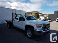 Make GMC Model Sierra 3500HD Year 2016 Colour White