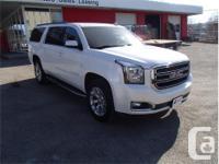 Make GMC Model Yukon XL Year 2016 Colour White kms