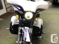 Make Harley Davidson Model Cvo Year 2016 kms 24941