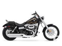 2016 Harley-Davidson® Dyna® Wide Glide® Modern day