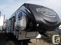 Don't miss out on this gorgeous 5th wheel. With two