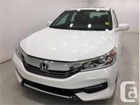 Make Honda Model Accord Sedan Year 2016 Colour White