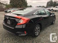 Make Honda Model Civic Year 2016 Colour Black kms