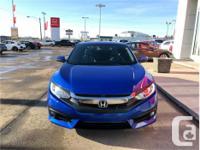 Make Honda Model Civic Year 2016 Colour Blue kms 9068