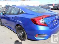 Make Honda Model Civic Year 2016 Colour Blue kms 22315