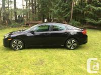 Make Honda Model Civic Sedan Year 2016 Colour Black