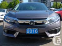 Make Honda Model Civic Sedan Year 2016 Colour Grey kms