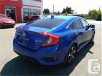 Make Honda Model Civic Year 2016 Colour Blue kms 14746