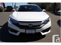 Make Honda Model Civic Year 2016 Colour White kms