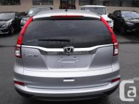 Make Honda Model CR-V Year 2016 Colour Gray kms 54968