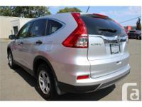 Make Honda Model CR-V Year 2016 Colour Silver kms