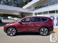 Make Honda Model CR-V Year 2016 Colour Red kms 33210