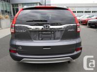 Make Honda Model CR-V Year 2016 Colour Grey kms 56916
