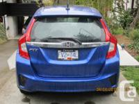 Make Honda Model Fit Year 2016 Colour Blue kms 6219