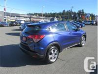 Make Honda Model Hr-V Year 2016 Colour Blue kms 37717