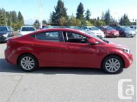 Make Hyundai Model Elantra Year 2016 Colour Red kms