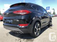 Make Hyundai Model Tucson Year 2016 Colour Black kms