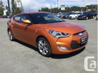 Make Hyundai Model Veloster Year 2016 Colour Orange