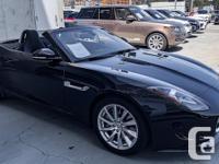 Make Jaguar Model F-Type Year 2016 Colour Black kms