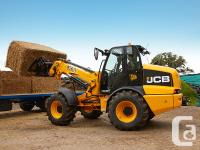 TM 320 With articulated steering, telescoping reach and